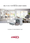 Lennox Series4 Multi Split System Unit Brochure