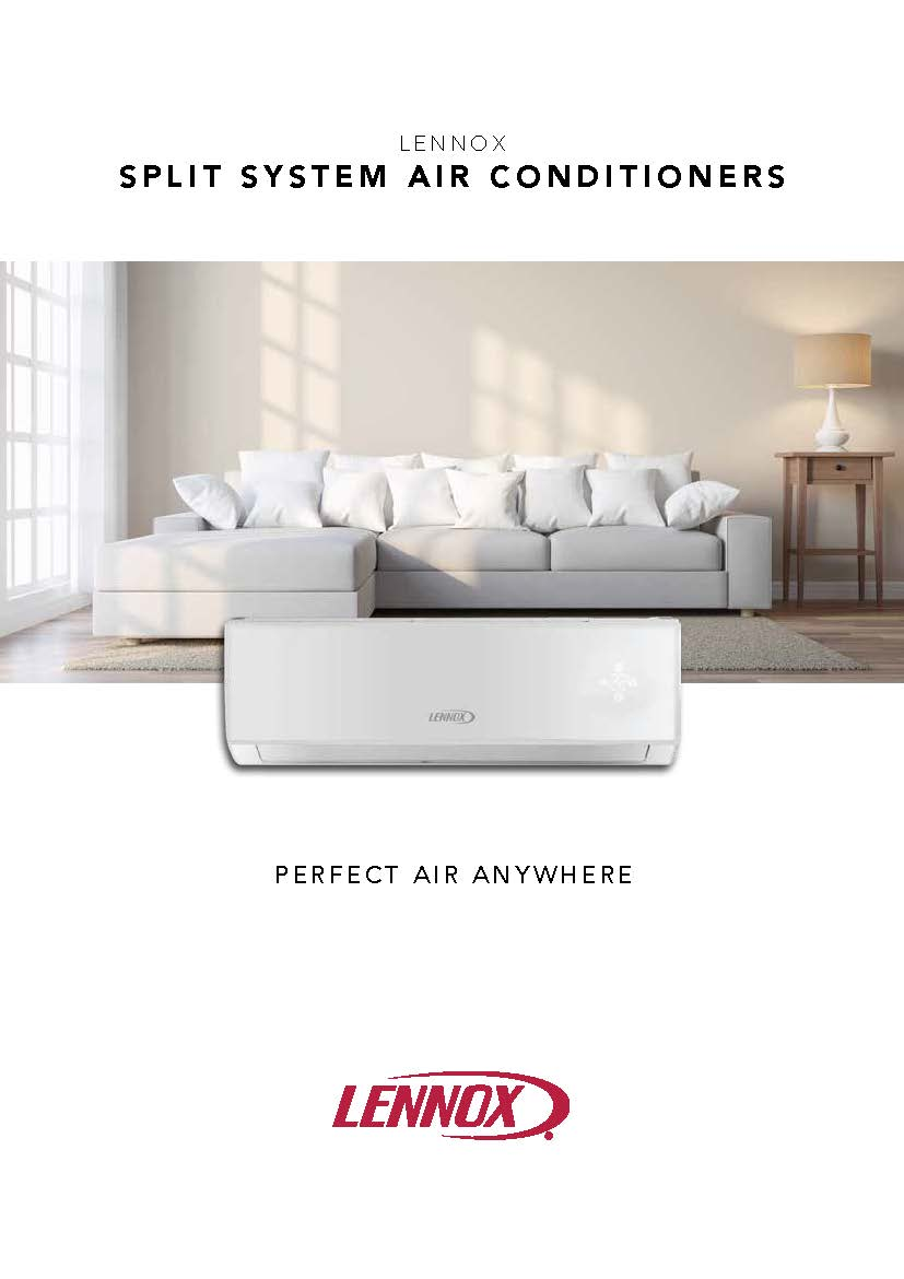 Lennox Series4 Split System Unit Brochure