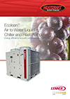 Lennox Ecolean Air to Water Liquid Chiller